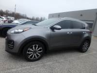 Certified Pre-Owned 2017 Kia Sportage EX SUV in Memphis