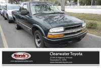 2002 Chevrolet S-10 LS Ext Cab 123 WB Truck Extended Cab in Clearwater