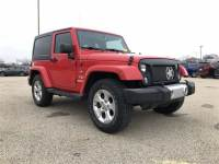 2015 Jeep Wrangler Sahara 4x4 SUV For Sale in Madison, WI