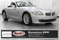 Used 2008 BMW Z4 Convertible in Houston, TX