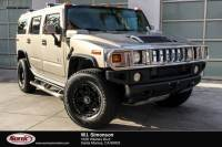 Pre-Owned 2003 HUMMER H2 4dr Wgn