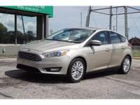 2017 Ford Focus Titanium Hatch