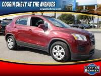 Certified 2016 Chevrolet Trax LS FWD LS w/1LS in Jacksonville FL