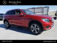 Pre-Owned 2019 Mercedes-Benz GLC GLC 300 SUV in Jacksonville FL