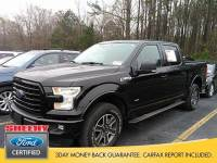 Certified 2016 Ford F-150 XLT Truck SuperCrew Cab V-6 cyl in Richmond, VA