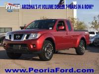 2015 Nissan Frontier PRO Truck King Cab V6 DOHC