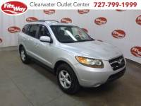Used 2007 Hyundai Santa Fe for Sale in Clearwater near Tampa, FL