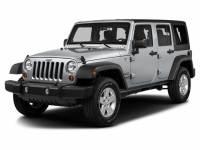 2016 Jeep Wrangler JK Unlimited Sahara 4x4 SUV 4x4