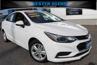 2017 Chevrolet Cruze LT available for sale in Toms River, NJ at Lester Glenn Mazda