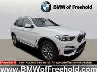 Pre-Owned 2019 BMW X3 xDrive30i SAV for sale in Freehold,NJ