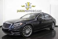 2017 Mercedes-Benz S-Class S550 4Matic Sport Package ($117,705 MSRP)