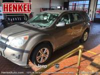 PRE-OWNED 2010 CHEVROLET EQUINOX LS AWD AWD