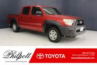 2012 Toyota Tacoma 2WD Double Cab I4 AT Natl Truck Double Cab in Nederland