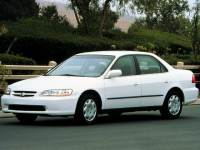 1999 Honda Accord LX Sedan Front-wheel Drive