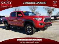 Certified 2018 Toyota Tacoma TRD Off Road Truck Double Cab 4x2 in Atlanta GA