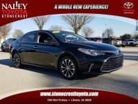 Certified 2016 Toyota Avalon Hybrid XLE Premium Sedan Front-wheel Drive in Atlanta GA