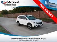 2016 Honda CR-V Touring FWD