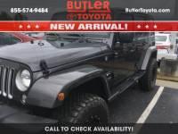 2018 Jeep Wrangler JK Unlimited Sahara 4x4 SUV in Columbus, GA