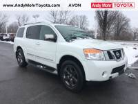 Pre-Owned 2013 Nissan Armada 4WD 4D Sport Utility