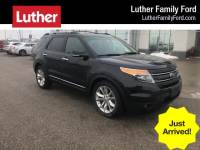 2014 Ford Explorer 4WD 4dr Limited SUV 6
