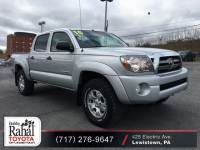 Used 2010 Toyota Tacoma TRD OFF Road TRD OFF-Road Truck 4WD Lewistown, PA
