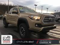 Used 2017 Toyota Tacoma TRD OFF-Road TRD Offroad Truck 4WD Lewistown, PA