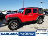 2014 Jeep Wrangler Unlimited Rubicon 4x4 in Jacksonville