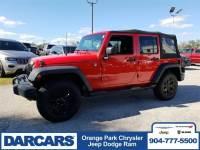 2014 Jeep Wrangler Unlimited Sport 4x4 in Jacksonville