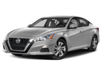 New 2019 Nissan Altima 2.5 S FWD Sedan