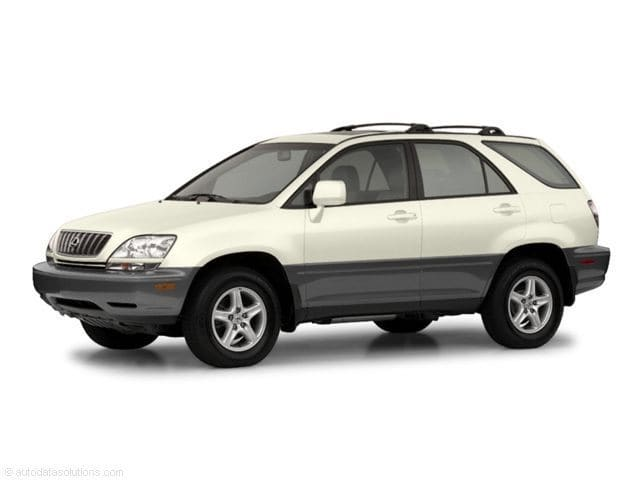 Photo Pre-Owned 2002 LEXUS RX 300 Base SUV in Greenville SC