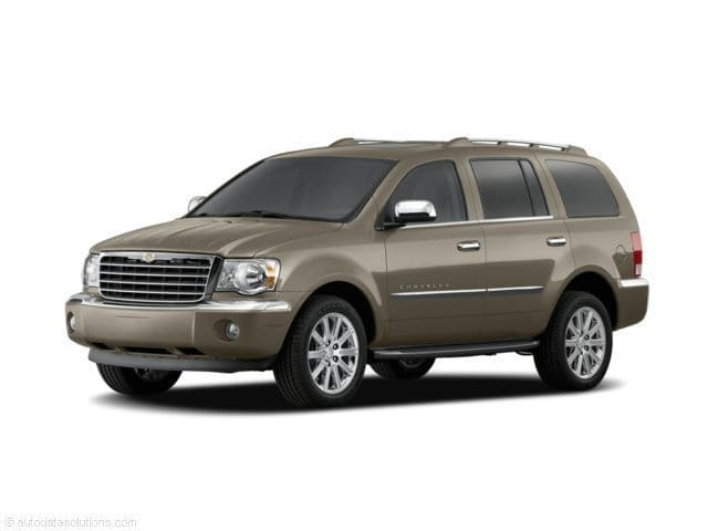 Photo Used 2007 Chrysler Aspen Limited SUV in Miami