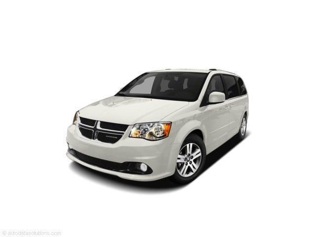 Photo Pre-Owned 2011 Dodge Grand Caravan CV Van For Sale in Raleigh NC