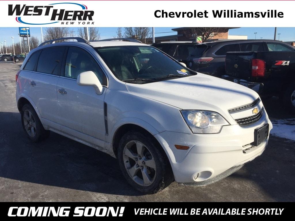 Photo 2014 Chevrolet Captiva Sport LTZ SUV