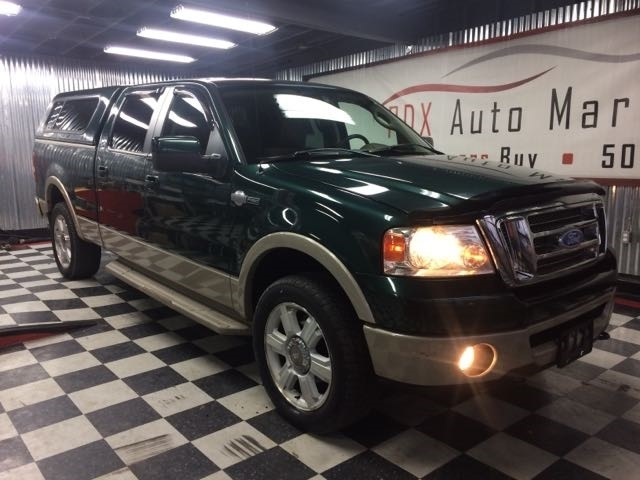 Photo 2007 Ford F-150 King Ranch SuperCrew 4X4 ONLY 138K CALLTEXT