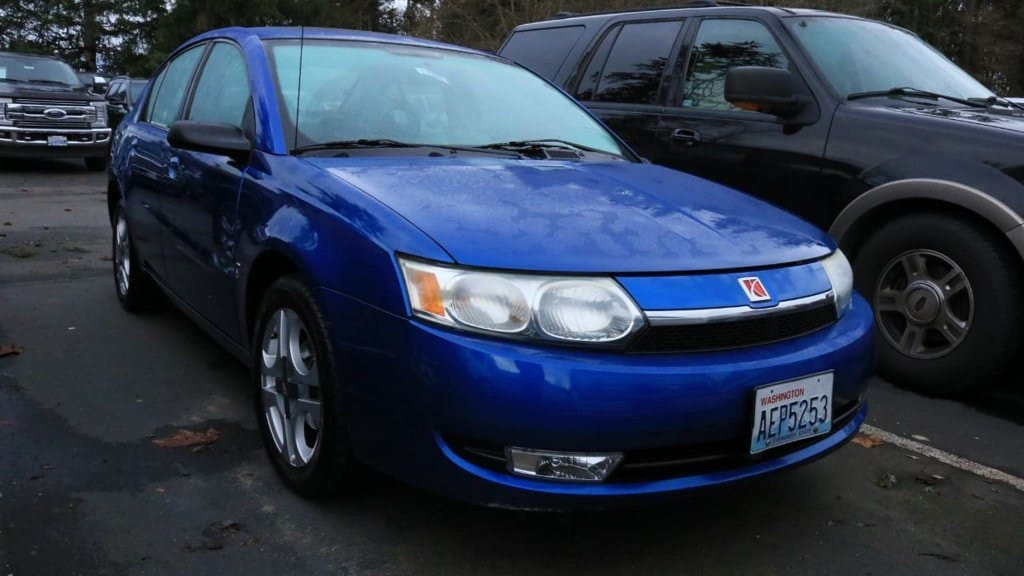 Photo 2004 Saturn Ion ION 3 Automatic near Seattle