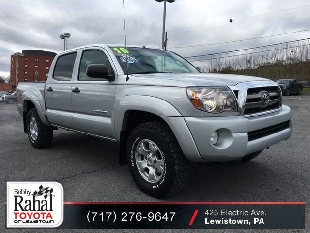 Photo Used 2010 Toyota Tacoma TRD OFF Road TRD OFF-Road Truck 4WD Lewistown, PA