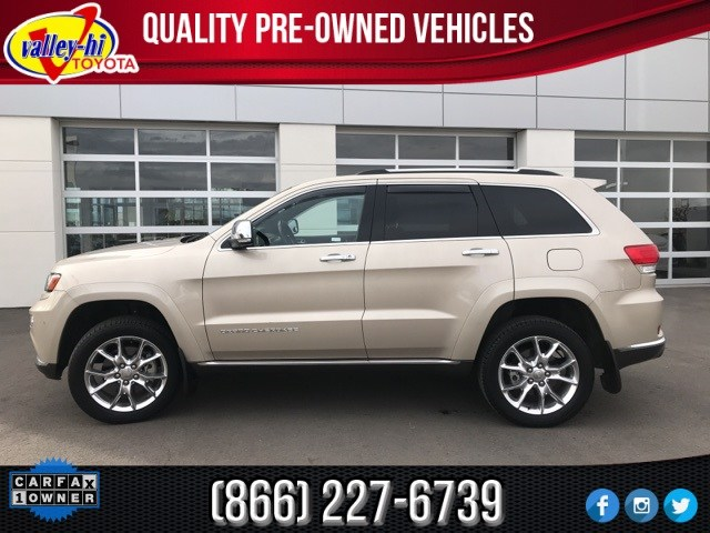 Photo Used 2014 Jeep Grand Cherokee Summit SUV in Victorville, CA