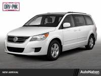 2012 Volkswagen Routan SE w/Rear-Seat Entertainment/Nav (A6)