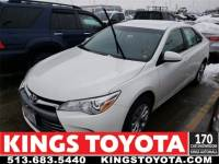 Used 2016 Toyota Camry LE Sedan in Cincinnati, OH