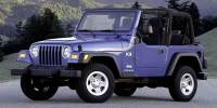 Pre-Owned 2006 Jeep Wrangler 2dr X