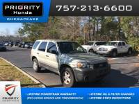 Used 2006 Ford Escape XLS 2.3L SUV in Chesapeake, VA