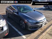 Used 2016 Honda Civic Coupe EX-L