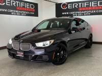 2016 BMW 5 Series Gran Turismo XDRIVE PANORAMIC ROOF NAVIGATION HEADS UP DISPLAY SURROUND VIEW