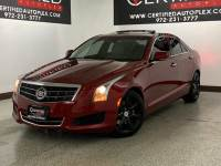 2014 Cadillac ATS LUXURY SUNROOF REAR CAMERA PARK ASSIST REMOTE ENGINE START POWER LEATHER S