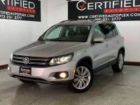 2016 Volkswagen Tiguan SE NAVIGATION PANORAMIC ROOF REAR CAMERA LEATHER HEATED SEATS SMART PHONE I