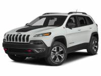 2015 Jeep Cherokee Trailhawk 4x4 SUV for sale in Houston, TX