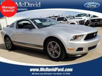 2012 Ford Mustang V6 Premium Coupe V-6 cyl