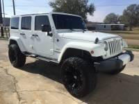 2016 Jeep Wrangler Unlimited 4WD Sahara
