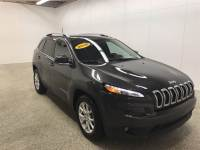 Certified Used 2016 Jeep Cherokee Latitude FWD SUV in Toledo