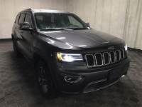 Certified Used 2017 Jeep Grand Cherokee Limited 4x4 SUV in Toledo